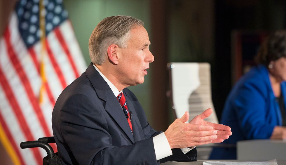 Furious Texans revolt after governor gets caught on hot mic admitting his reopen order will worsen the pandemic