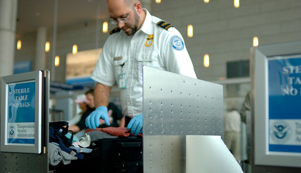 The TSA hoarded 1.3 million N95 masks even though airports are empty and it doesn't need them