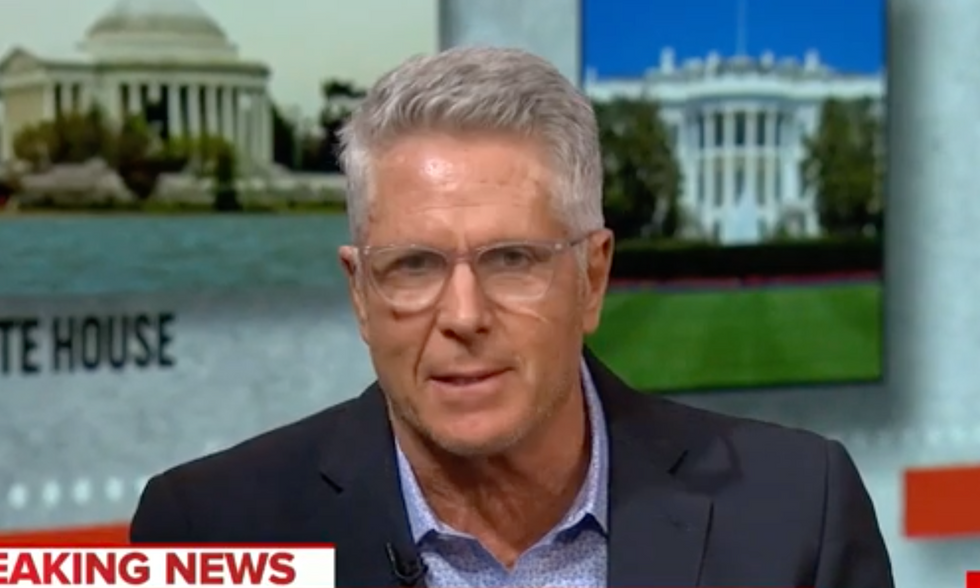 MSNBC's Donny Deutsch gives fellow Democrats a stern warning: the Iowa Caucus debacle 'gives Trump a hand grenade'