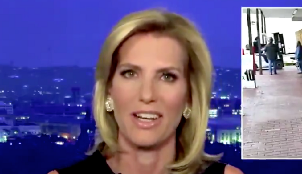 Fox News' Laura Ingraham falsely claims 'there was no real scientific basis' for social distancing