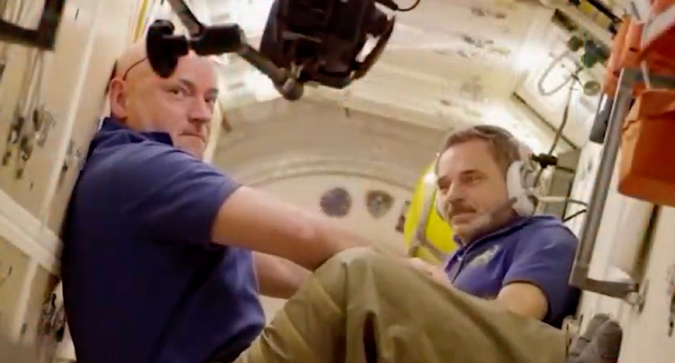 What NASA twins tell us about how space travel affects human health