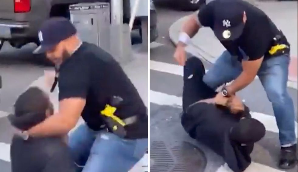 WATCH: Disturbing NYPD arrest over social distancing sparks outcry