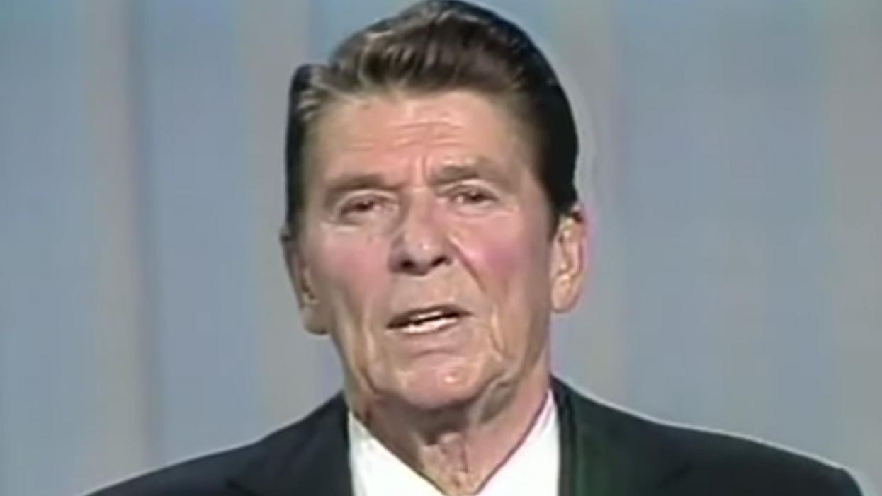Paul Krugman explains how 2020 decisively debunked Ronald Regan's ideological legacy