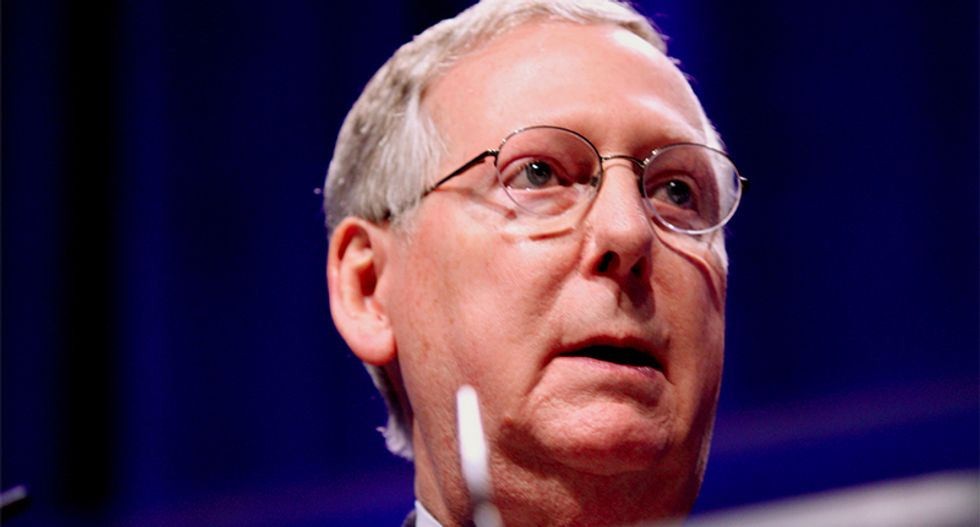 McConnell backs down — slightly — after weeks of being called 'Moscow Mitch'