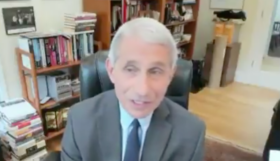 Sen. Rand Paul told Dr. Fauci to have 'humility' — and Fauci had the perfect response