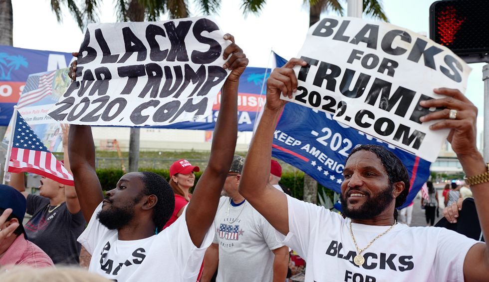 Explosive growth of anti-Trump sentiment among black voters spells big trouble for the GOP