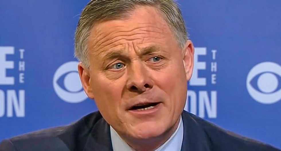 The mystery behind Richard Burr's subpoena: Why is one Republican senator still pursuing the Trumps?