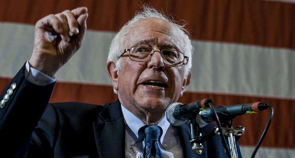 'The knives are out': Democrats panic at the possibility that Bernie Sanders could be 2020 nominee