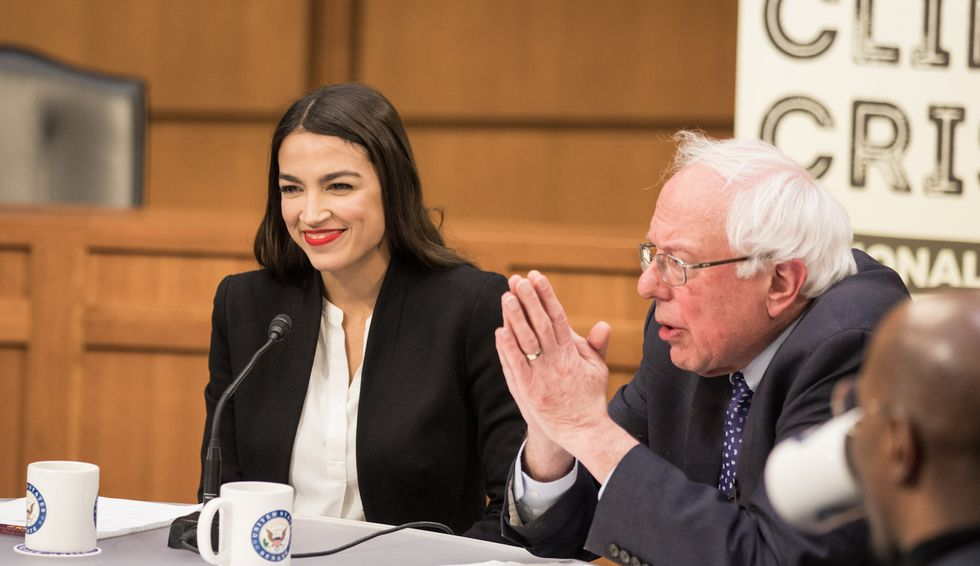 Alexandria Ocasio-Cortez gets tapped for Biden's effort to unify the Democratic Party