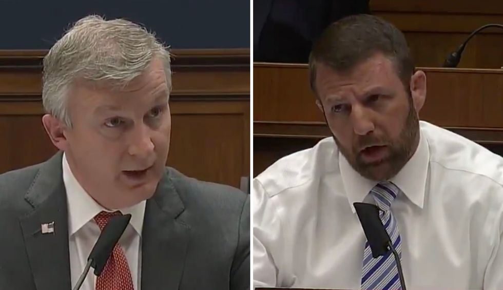 GOP congressman faces furious backlash after grilling whistleblower Rick Bright about his blood pressure: 'Scum'