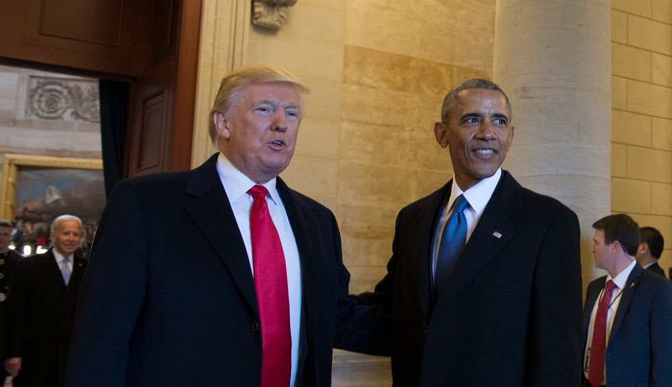 Obama rages against Trump for inflaming 'nativist, racist, sexist' fears: report