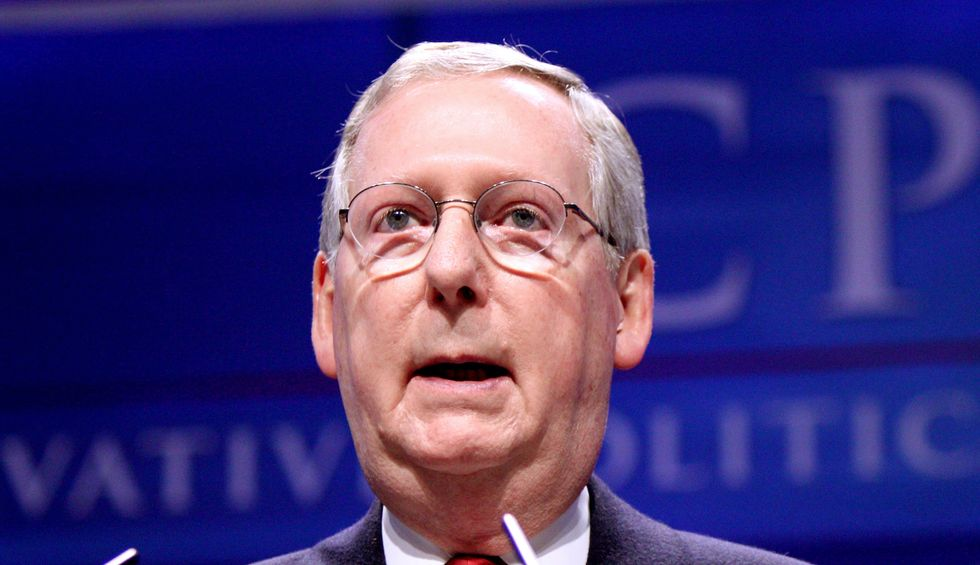 How Mitch McConnell carried out his sinister plot to take over the federal courts