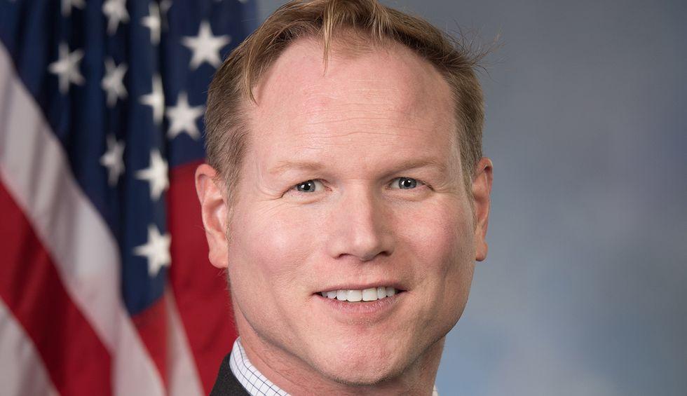 Scandal-ridden Kansas congressman badly loses his Republican primary