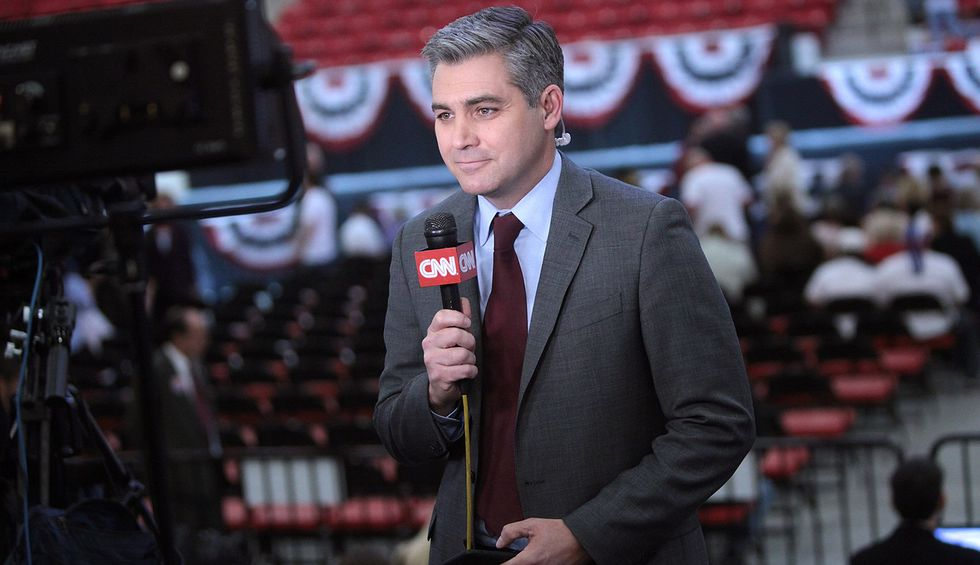 'Jim Acosta is a fake reporter!' Trump rages at report claiming he 'still doesn't get' coronavirus threat
