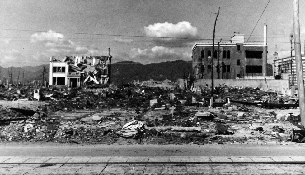 Last survivors of Hiroshima and Nagasaki bombings says nuclear abolition still the 'starting point for peace'