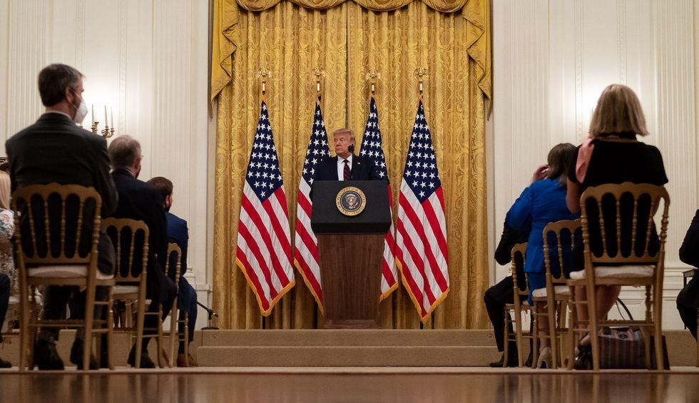 Trump's presidency is a death cult