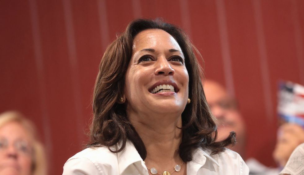 Newsweek claims birtherism article about Kamala Harris isn't about race. Of course it is