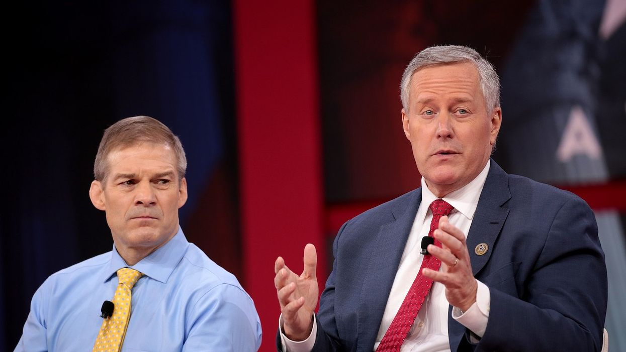 Mark Meadows has dinosaur  skeletons in the closet — and that's not even the weirdest part