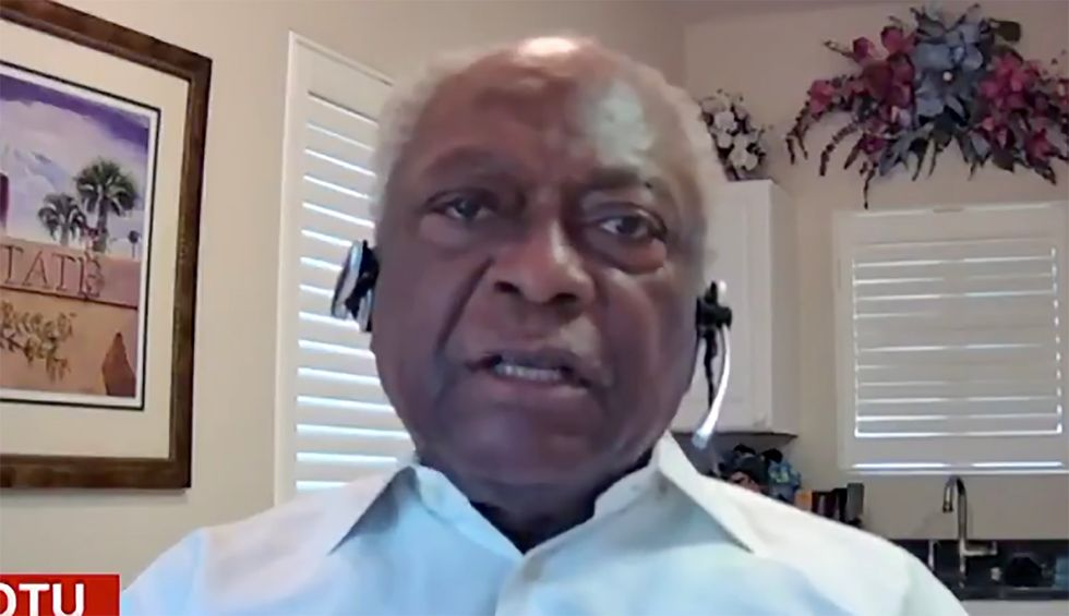 'I don't think he plans to leave the White House': Rep. Clyburn warns Americans to 'wake up'