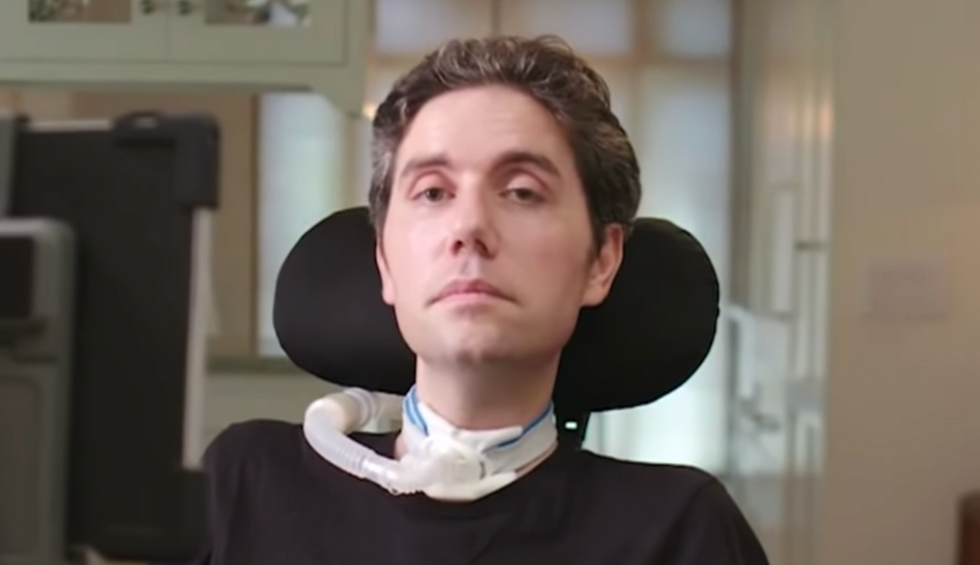Medicare for All activist Ady Barkan delivers powerful DNC address on the 'fundamentally broken' health care system