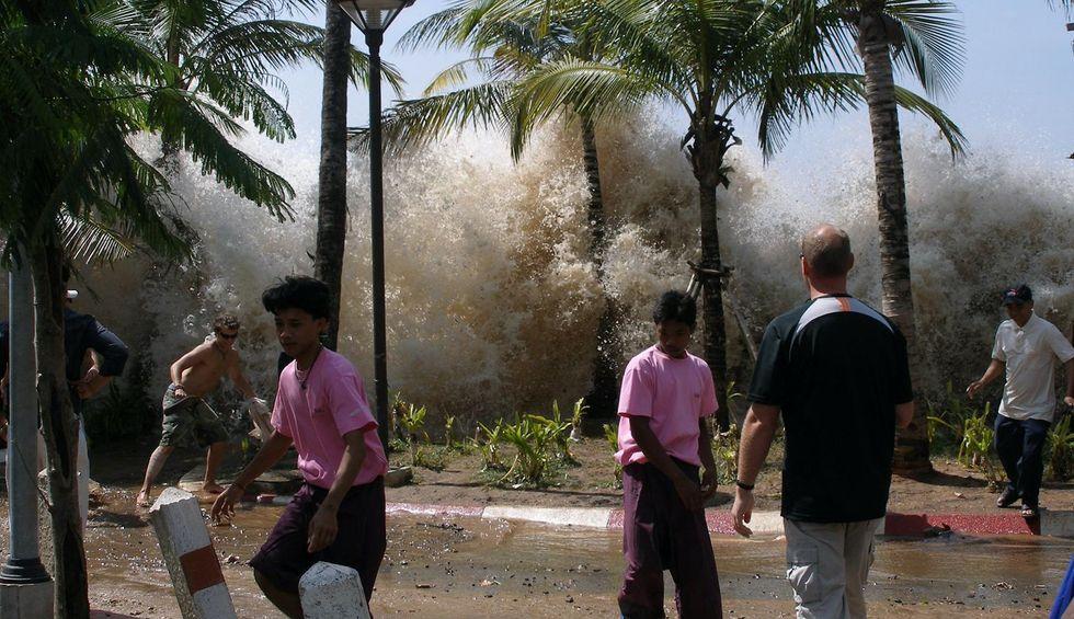 How climate change could trigger large landslides and 'mega-tsunamis'