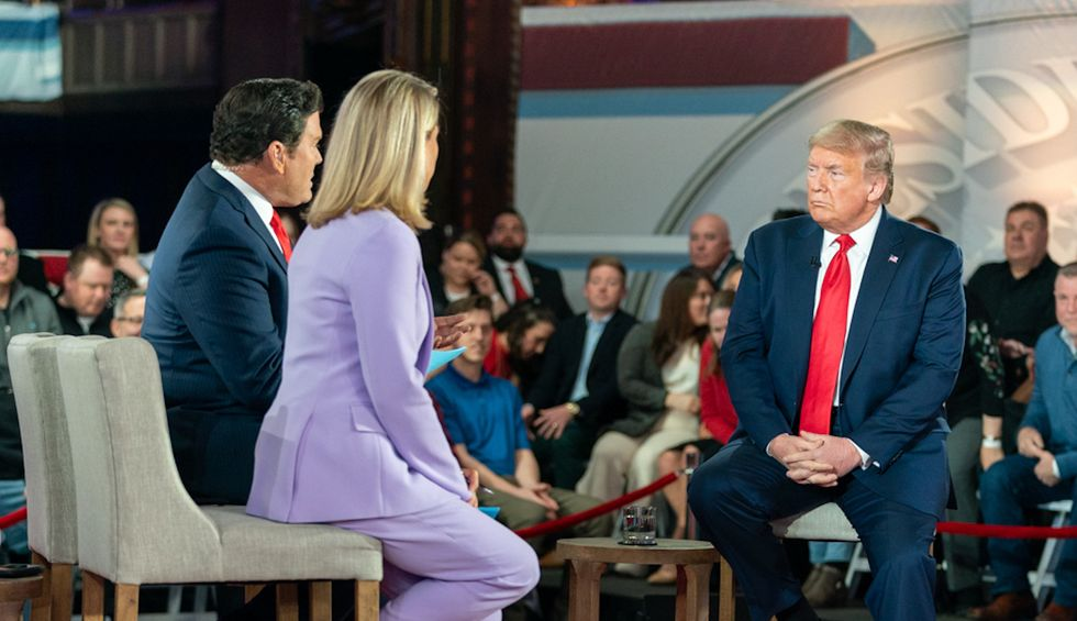 Why Fox News could actually save democracy from Trump