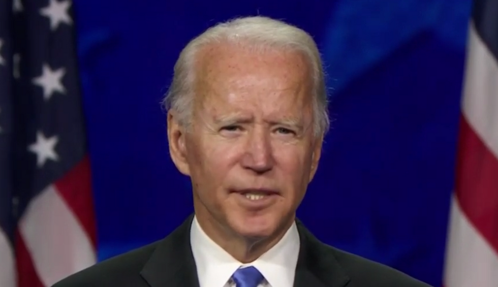 Here are 4 key takeaways from Joe Biden's surprising acceptance speech at the DNC