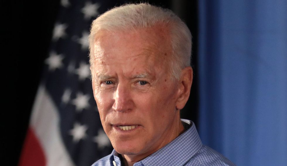 Joe Biden's simple argument for his candidacy blows Trump out of the water