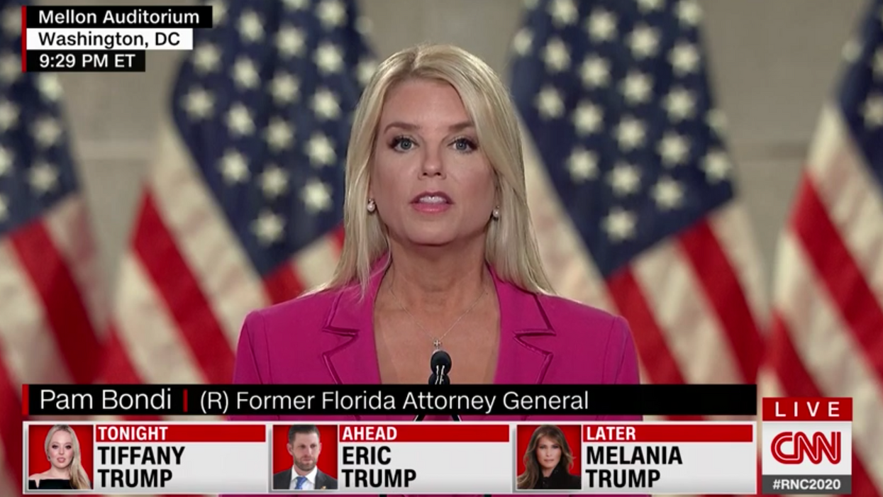 'Smoking gun' evidence shows Trump made illegal donation to Florida attorney general's campaign