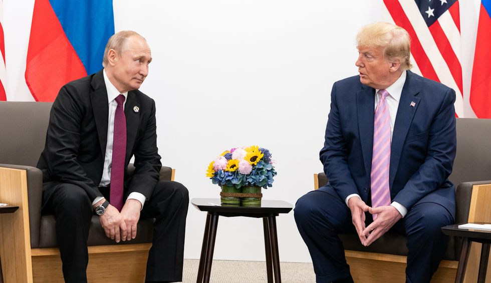 Trump is more than Putin's puppet — he's an autocrat-in-training