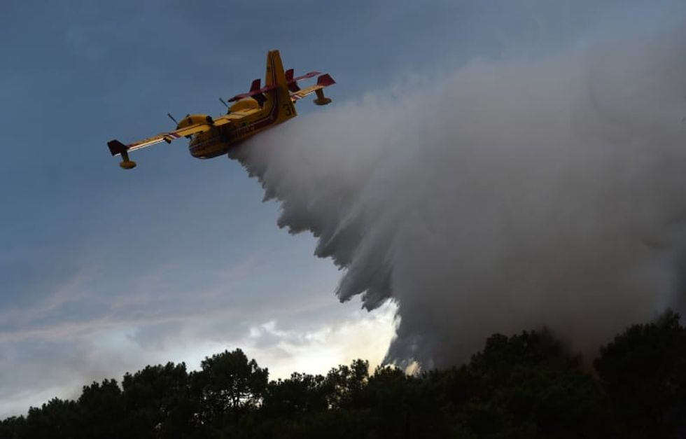 Harnessing artificial intelligence as a firefighting tool of the future
