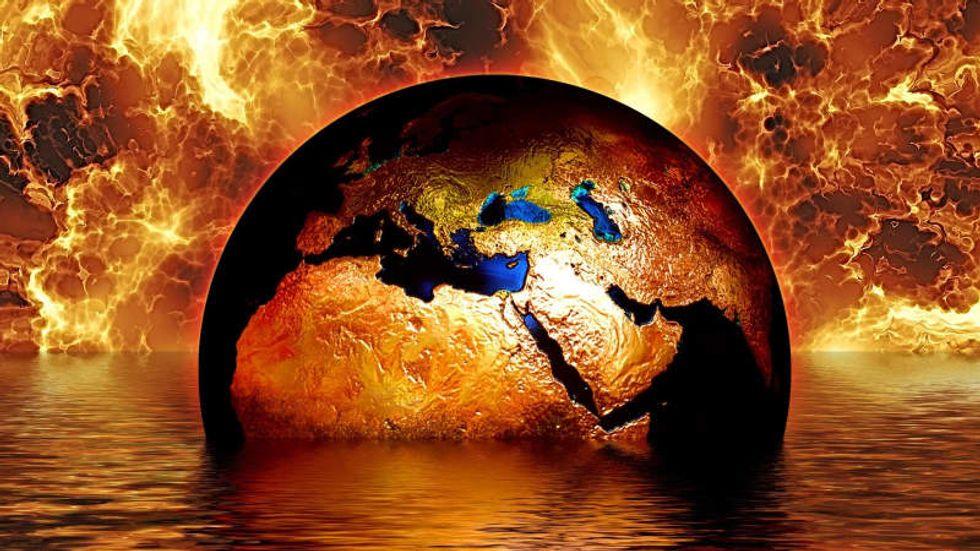 Rage against the Anthropocene: The extinction crisis gets an 'eco-slam' soundtrack