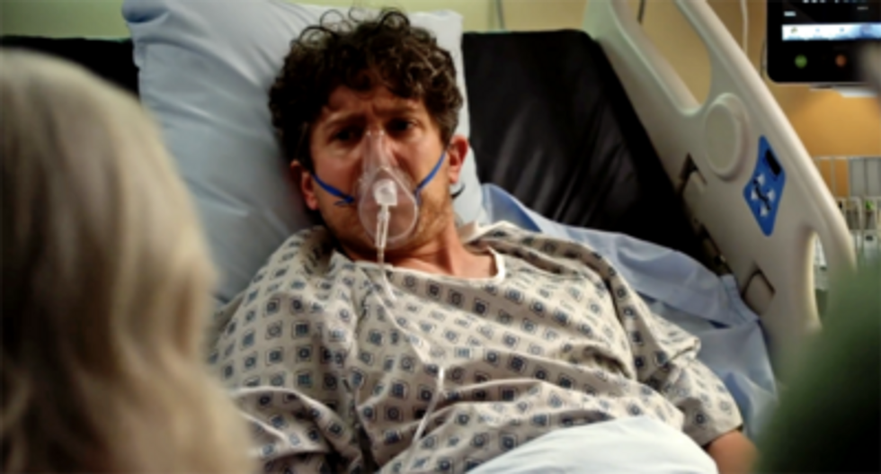 Watch: New Lincoln Project video imagines a Republican waking up after a three-year coma