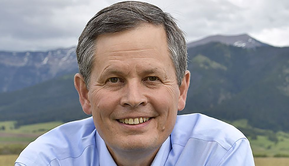 Montana Sen. Steve Daines won't meet with constituents, but keeps taking taxpayer-funded trips to China