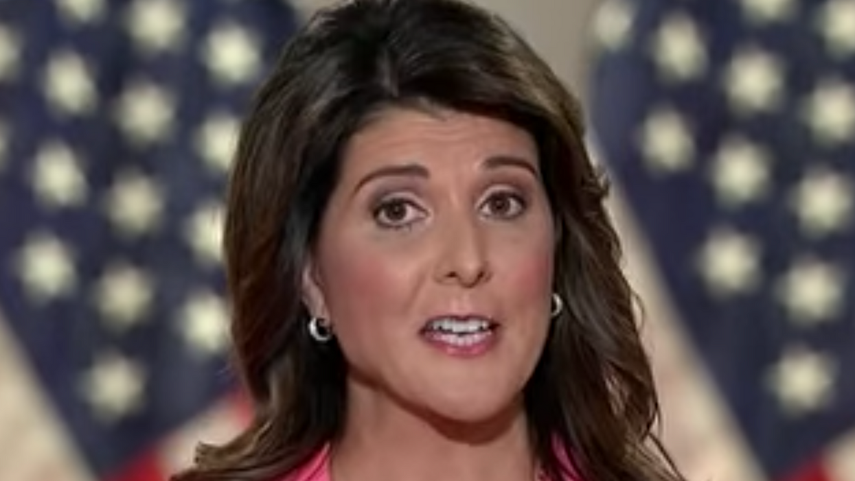 Is Nikki Haley just lying to us?