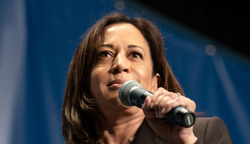 Why picking Kamala Harris was probably the right choice