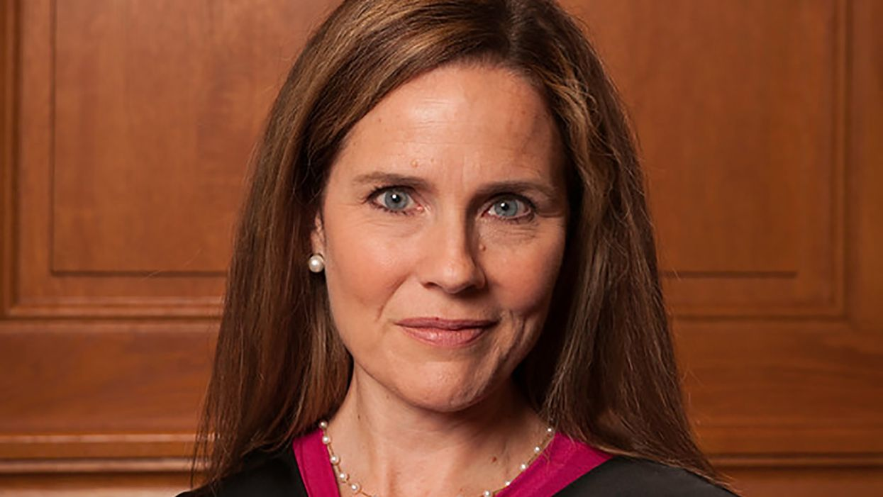 Amy Coney Barrett reveals her dark traits: Opaque, disingenuous, and frightening