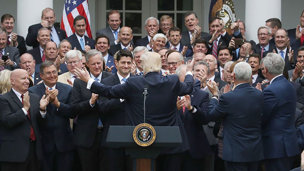 'Privileged' Republicans with COVID-19 are getting 'top-tier' health care while others die