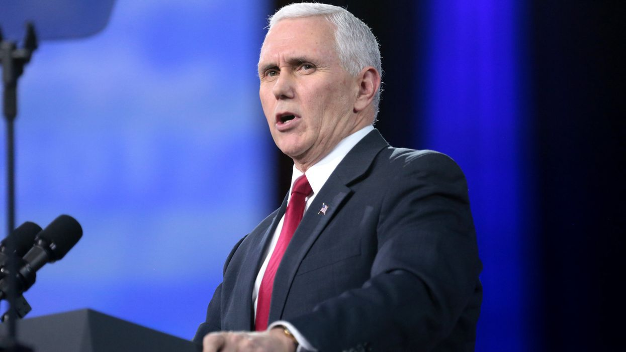 What if Mike Pence gets infected? White House COVID-19 outbreak could set off constitutional chaos