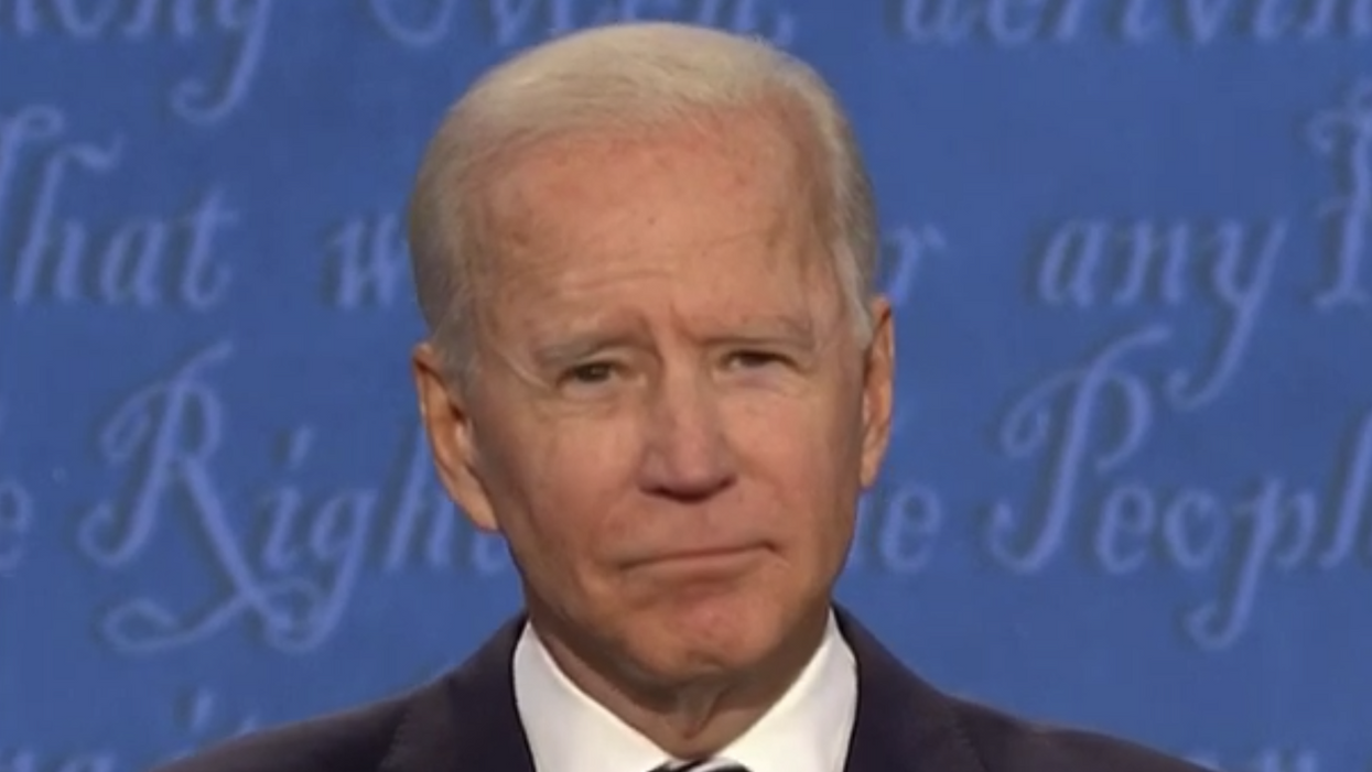 Here's the moment that forced Biden to tell Trump to 'shut up'