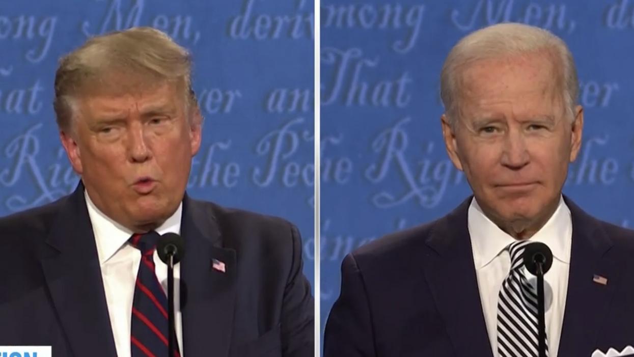 Debate commission will let moderators cut candidates' mics
