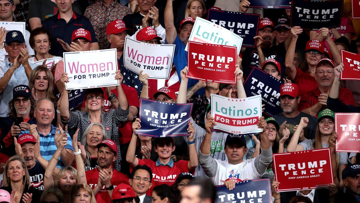 Will illness finally break Trump followers' rabid allegiance to him? 6 mental health experts explain