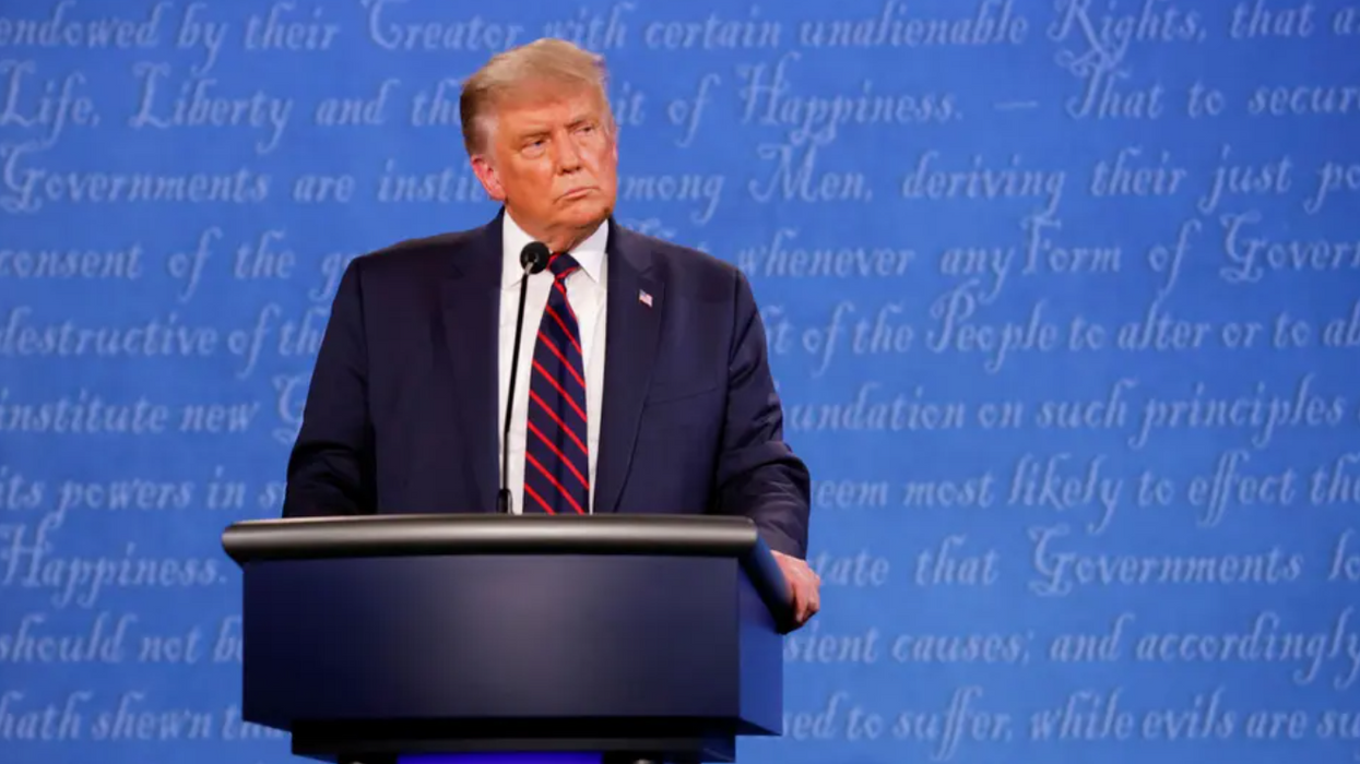 Trump arrived too late to be tested before debate -- so host relied on 'honor system': report