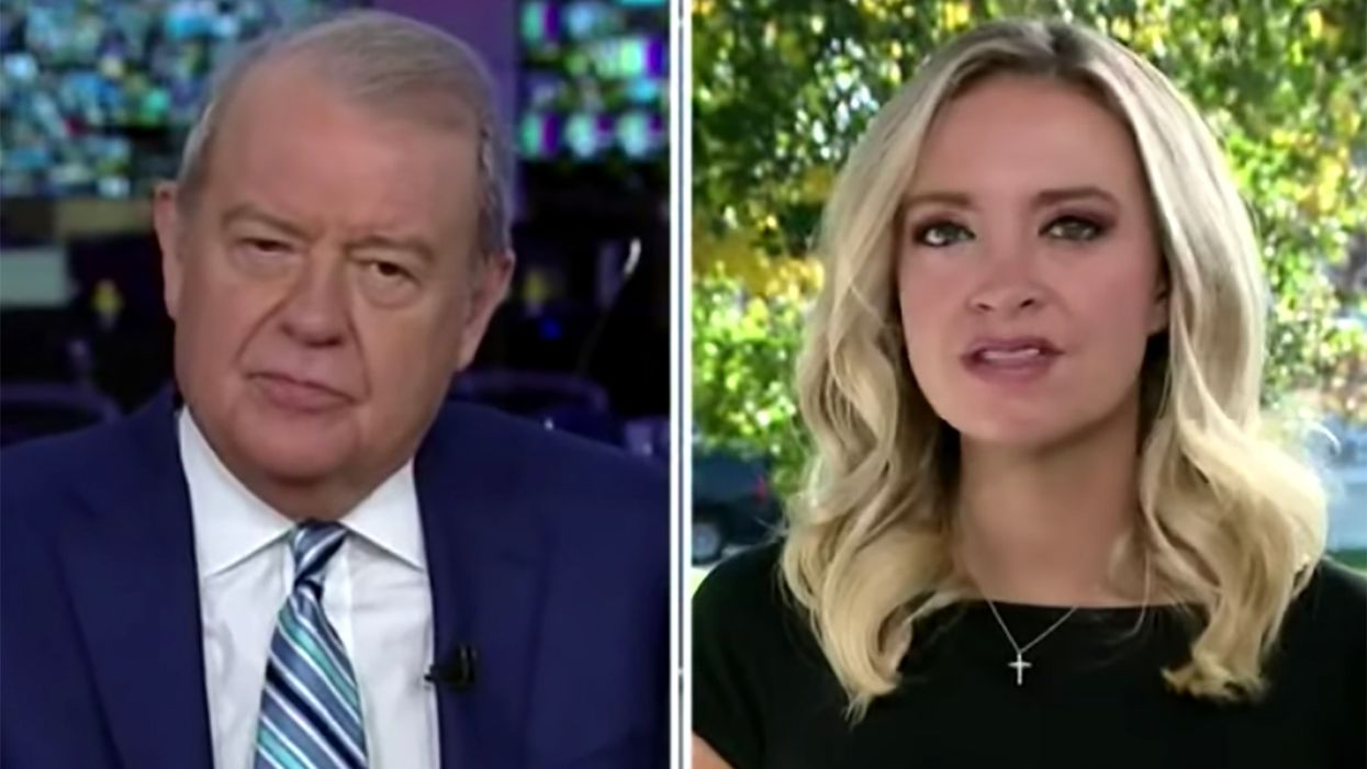 Fox Business host gives Kayleigh McEnany a brutal reality check: 'Biden won the debate'
