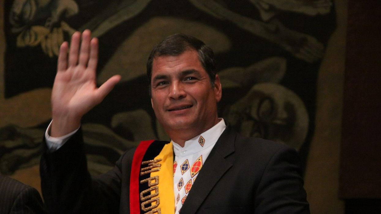 How Ecuador's democracy is being suffocated