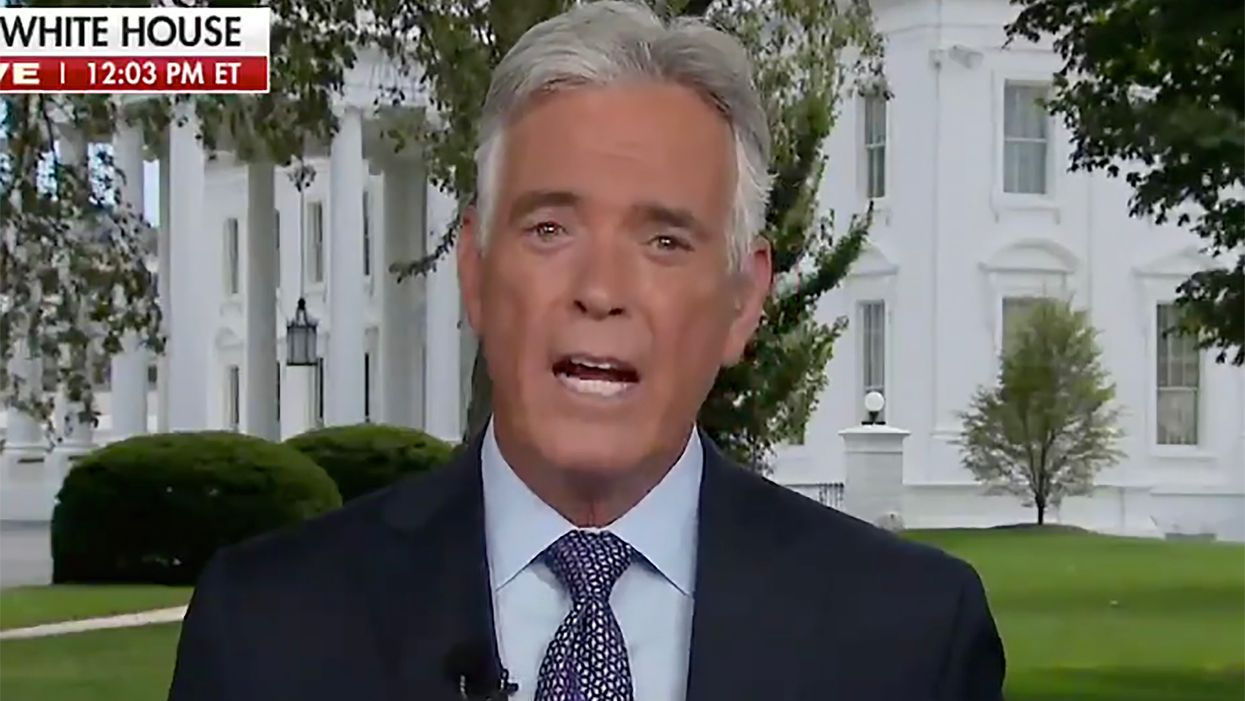 Furious Fox News' John Roberts blows up on the White House after contentious press briefing: 'I'm tired of it'