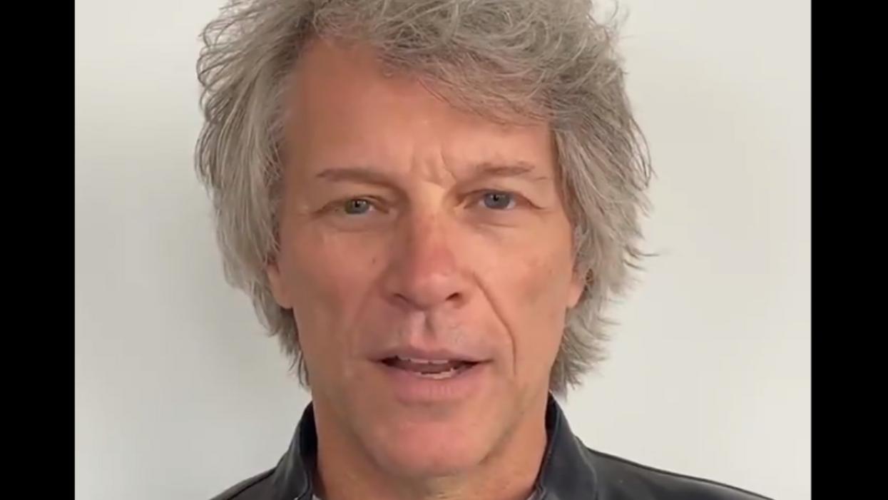 Jon Bon Jovi sheds light on white privilege, Colin Kaepernick's message, and more in new LP