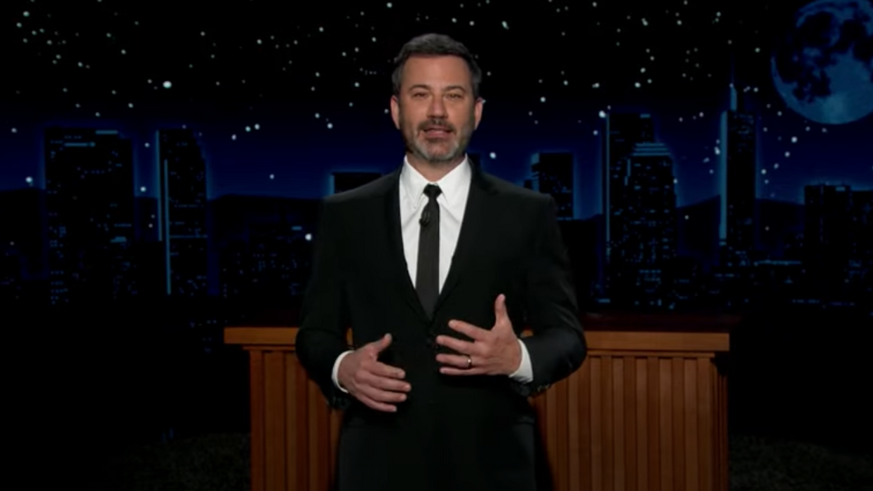 Jimmy Kimmel takes aim at Trump for catching COVID-19 after mocking Biden over mask wearing
