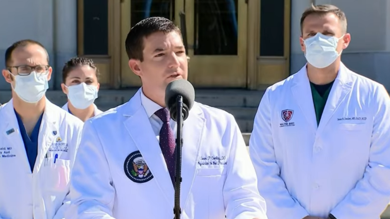 'Dr. Johnny Bananas': The White House is pushing a fraudulent medical petition to let COVID-19 run rampant