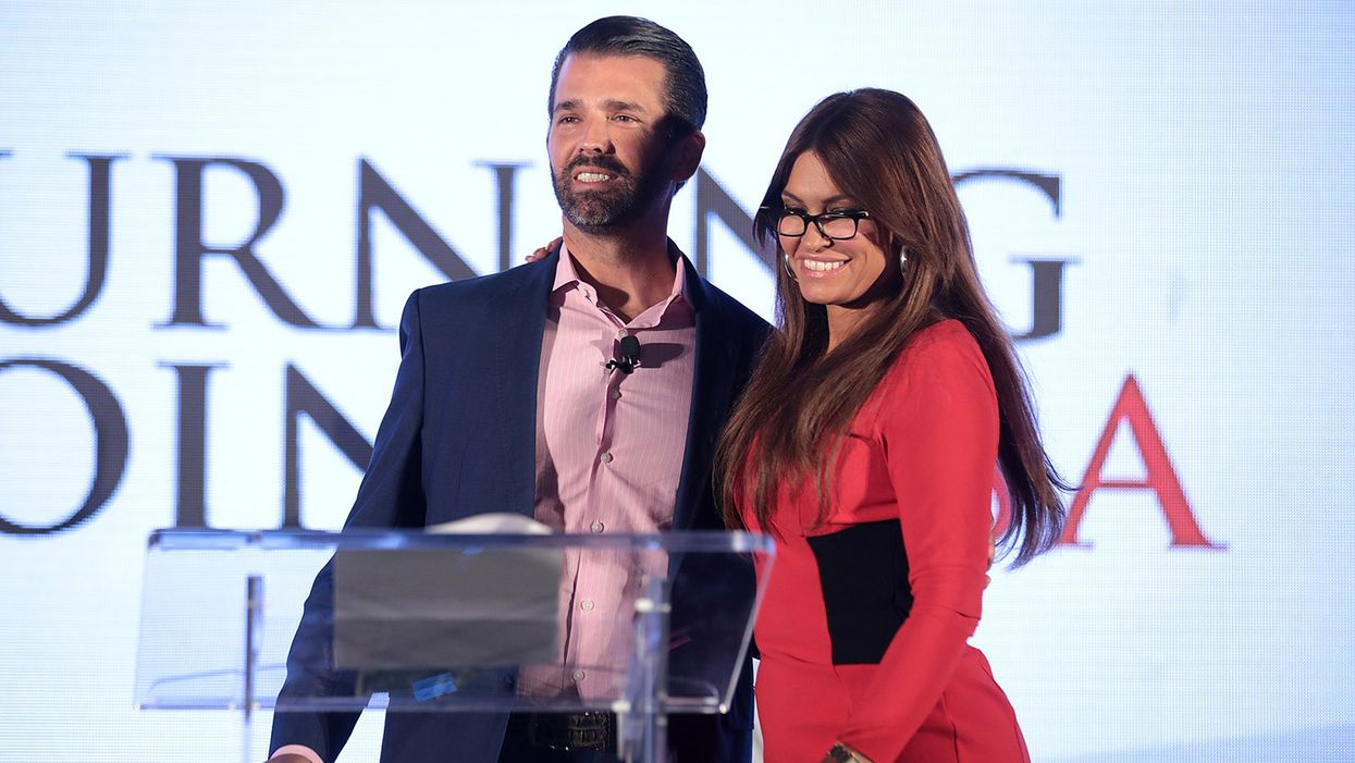 Florida locals complain as Donald Trump Jr and Kimberly Guilfoyle prepare to move in: report